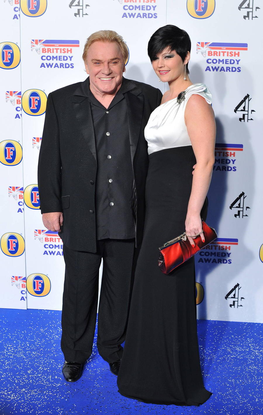 Freddie Starr's Fourth Wife Files For Divorce