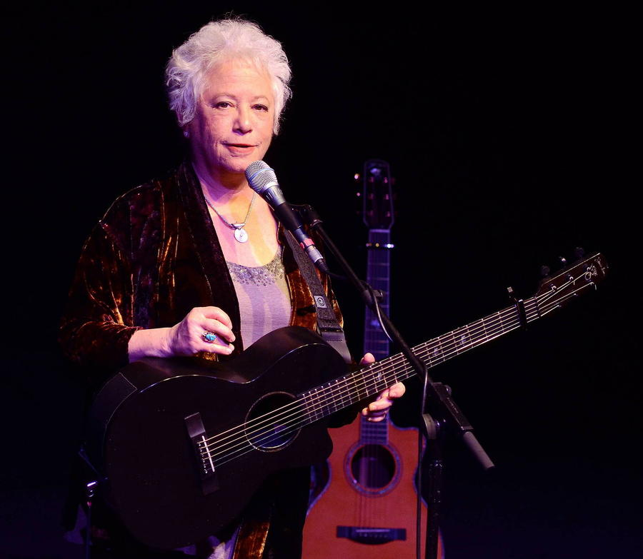 Janis Ian In Copyright Battle Over Live Albums