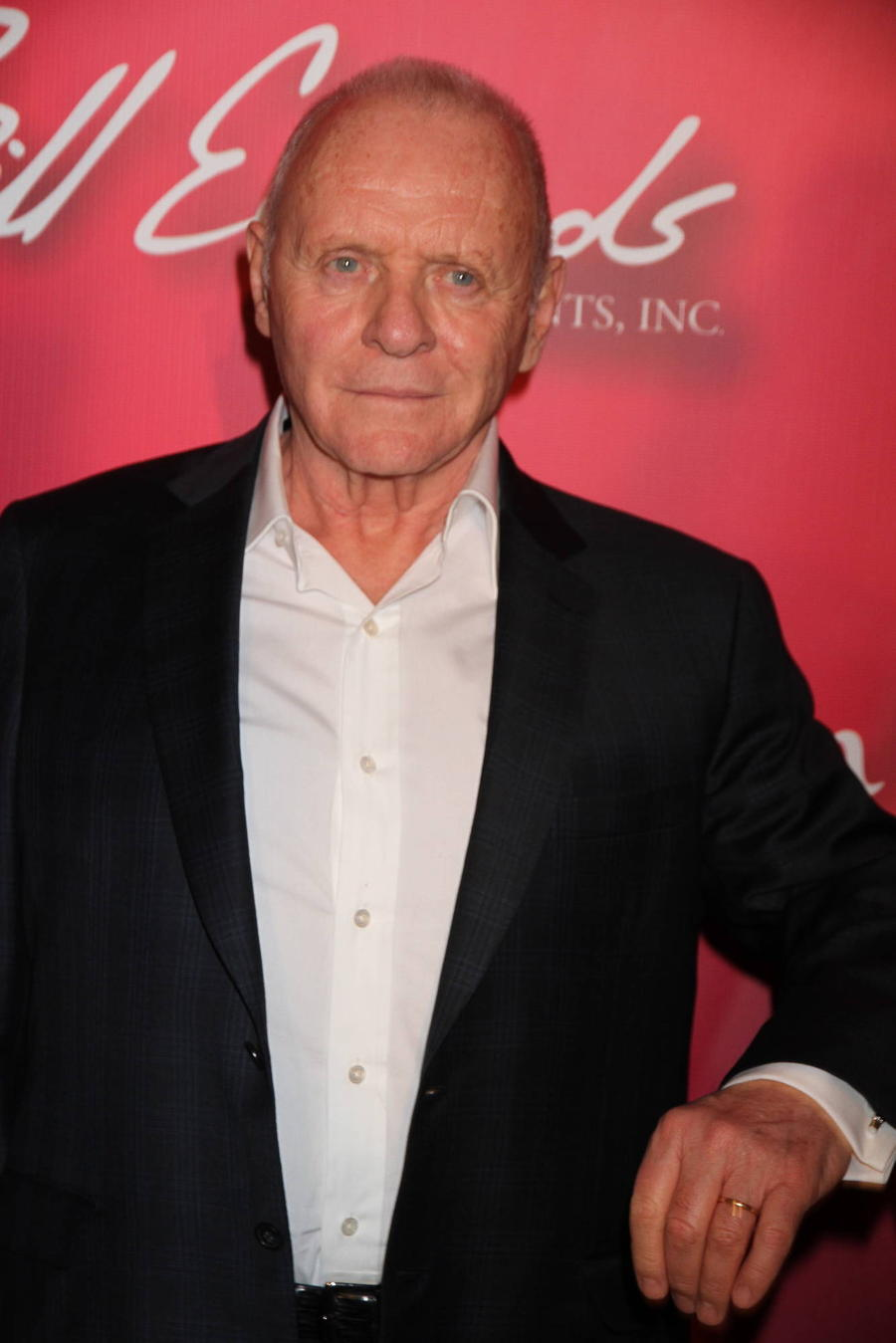 Anthony Hopkins Feted At Royal Television Society Awards