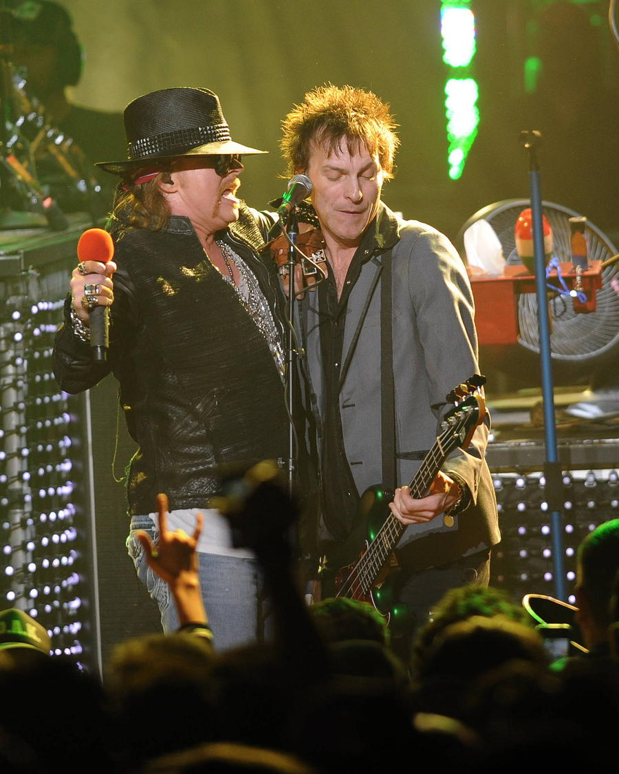 Tommy Stinson: 'My Marriage Trouble May Have Sparked Guns N' Roses Reunion'