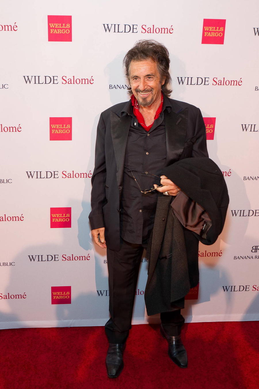 Al Pacino Pulled Up For Misconduct As Movie Earns Just $150
