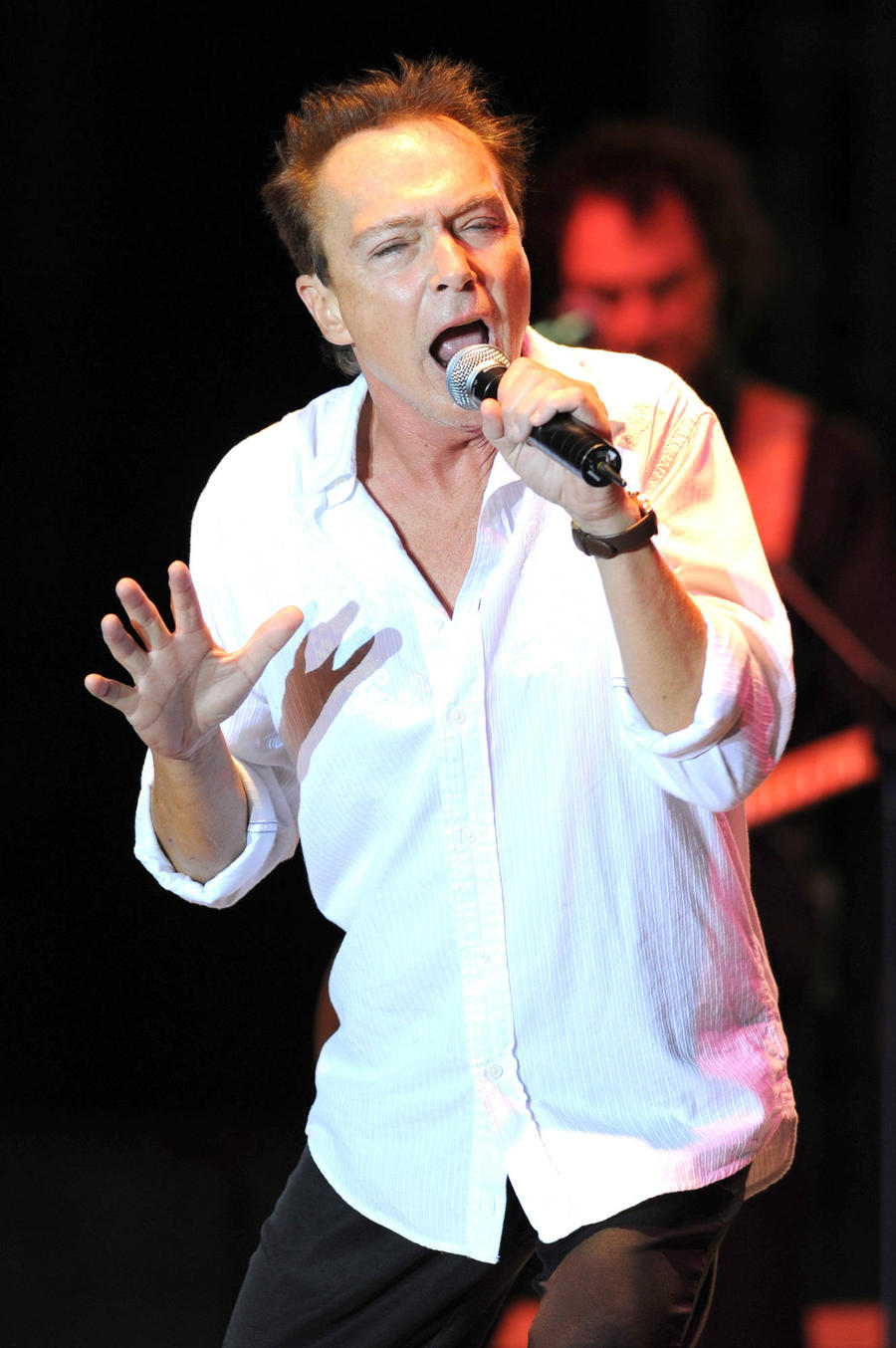 David Cassidy 'Touched' By Harry Connick, Jr.'S Support
