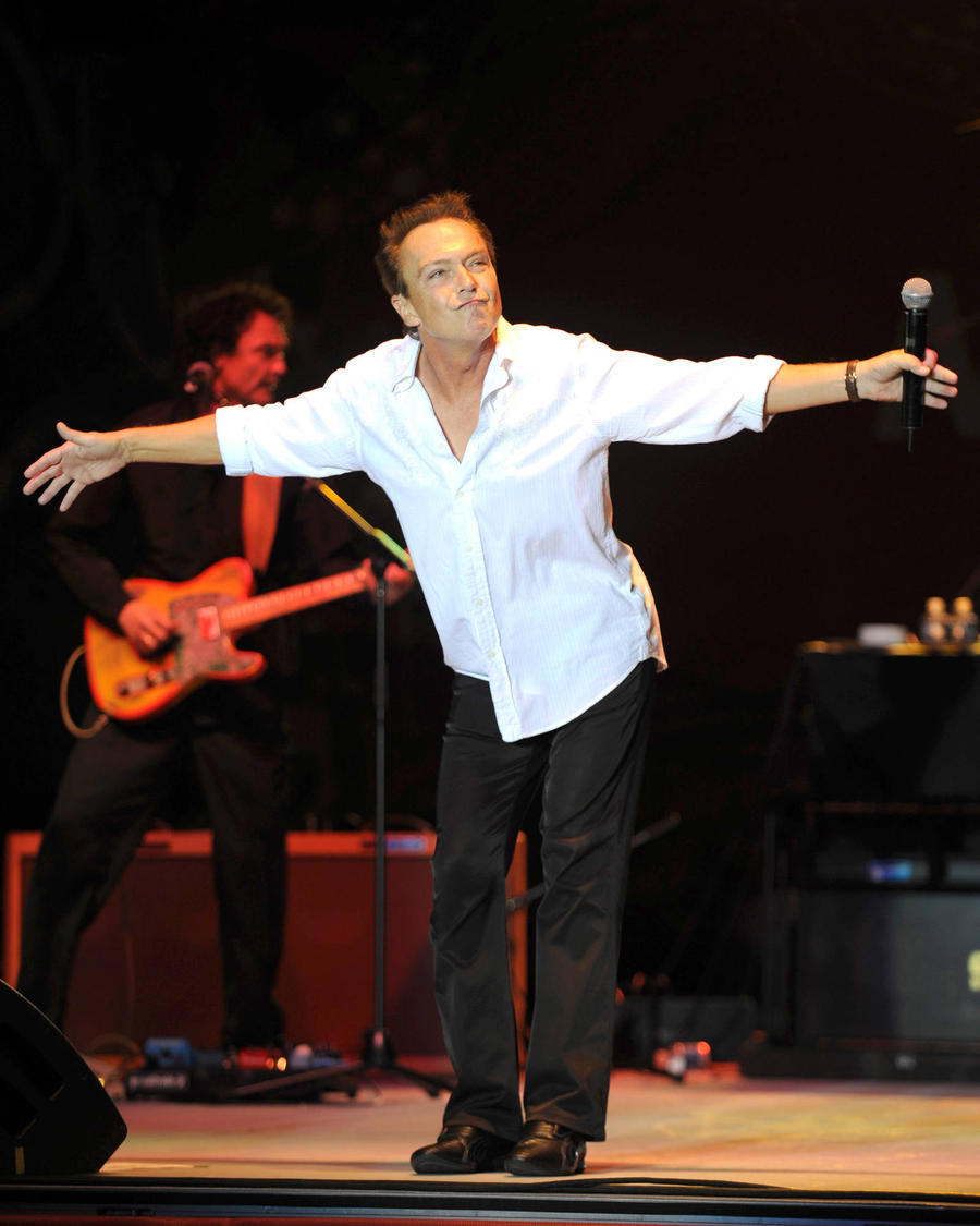 David Cassidy Retiring From Touring Due To Arthritis