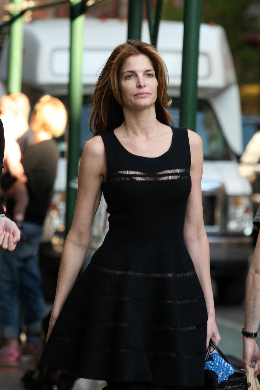 Stephanie Seymour Shows Remorse Over Dui Arrest