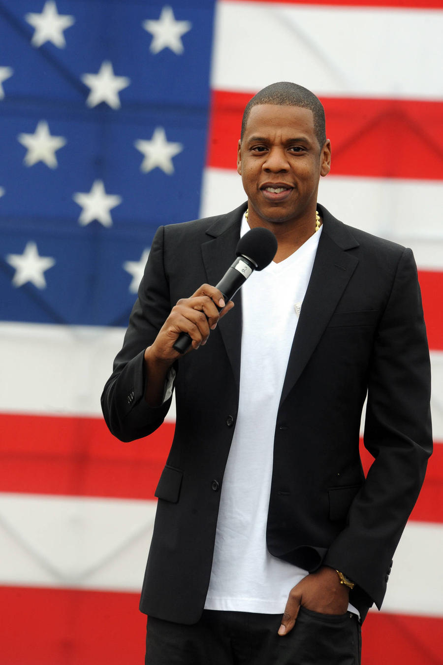Jay Z Developing Trayvon Martin Documentary - Report