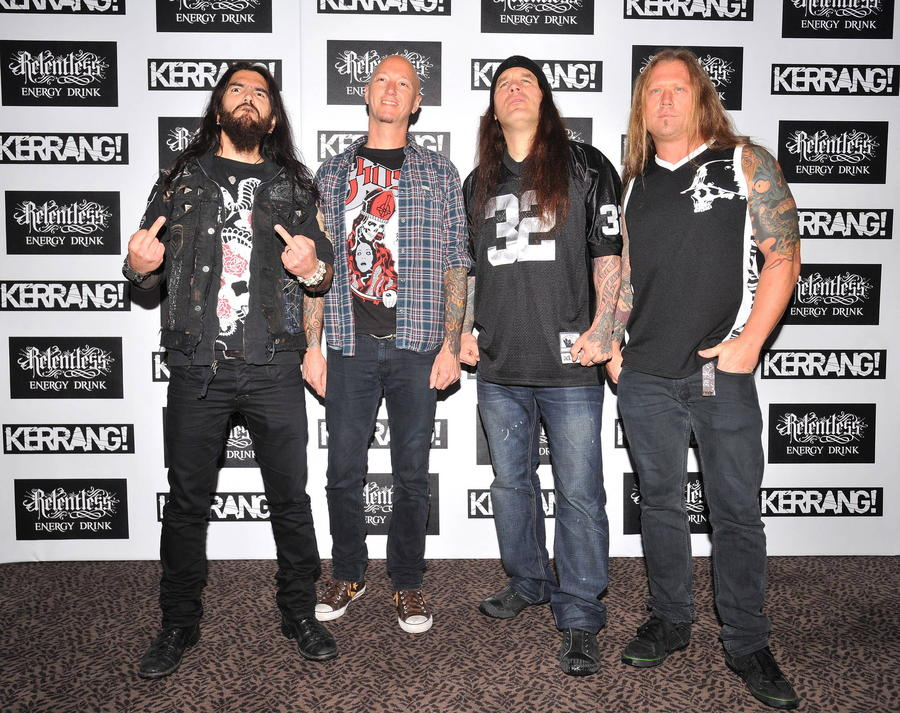 Machine Head Cut Show Short Due To Illness