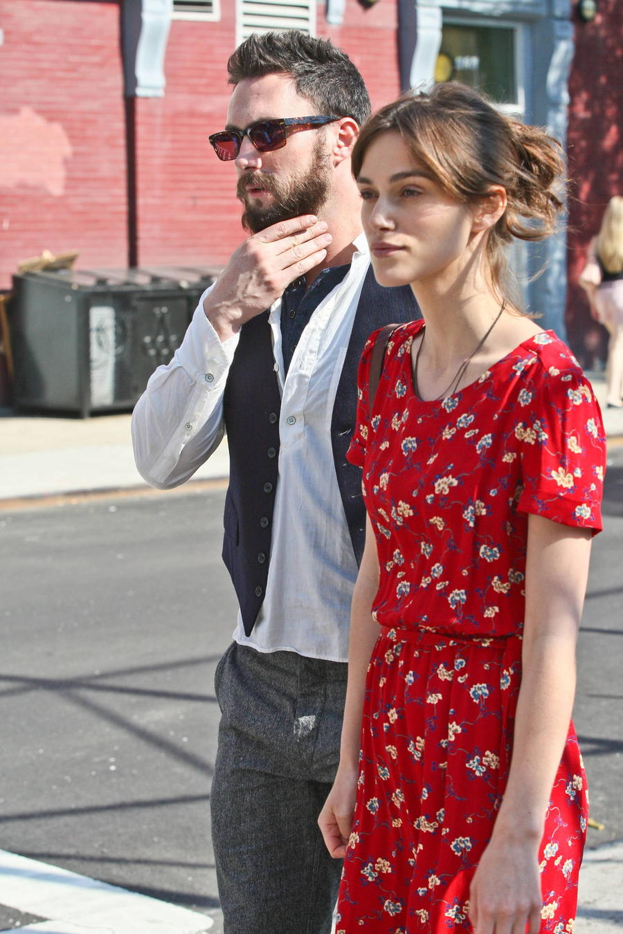 Begin Again Director Apologises To Leading Lady Keira Knightley