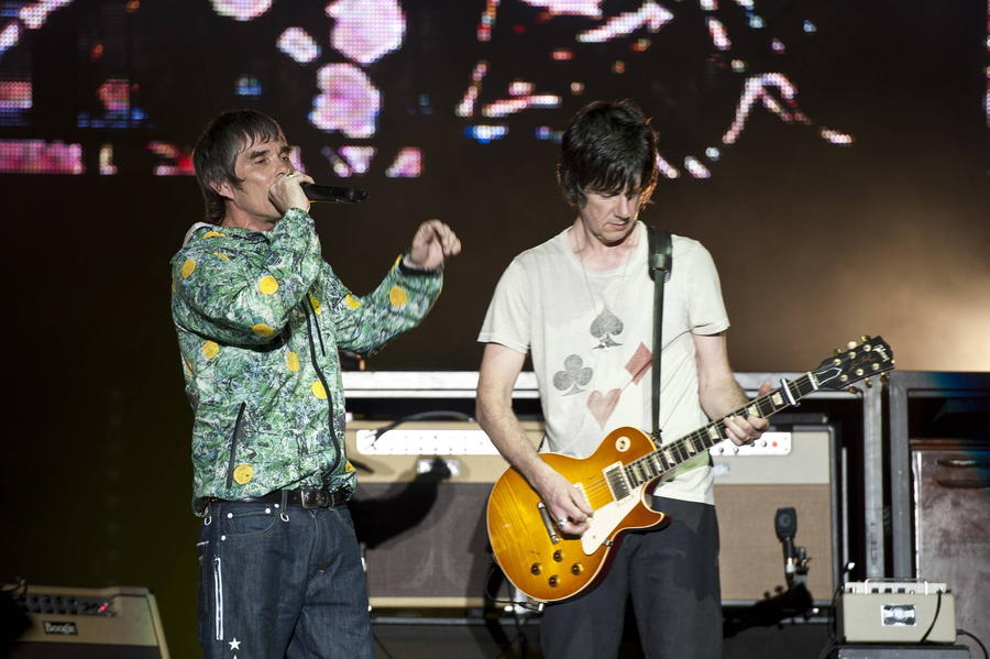 The Stone Roses Cancel Shows After Drummer Fractures Ribs