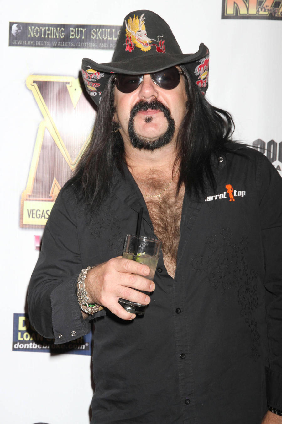 Rocker Vinnie Paul: 'I Can't Believe Another Musician Has Been Gunned Down'
