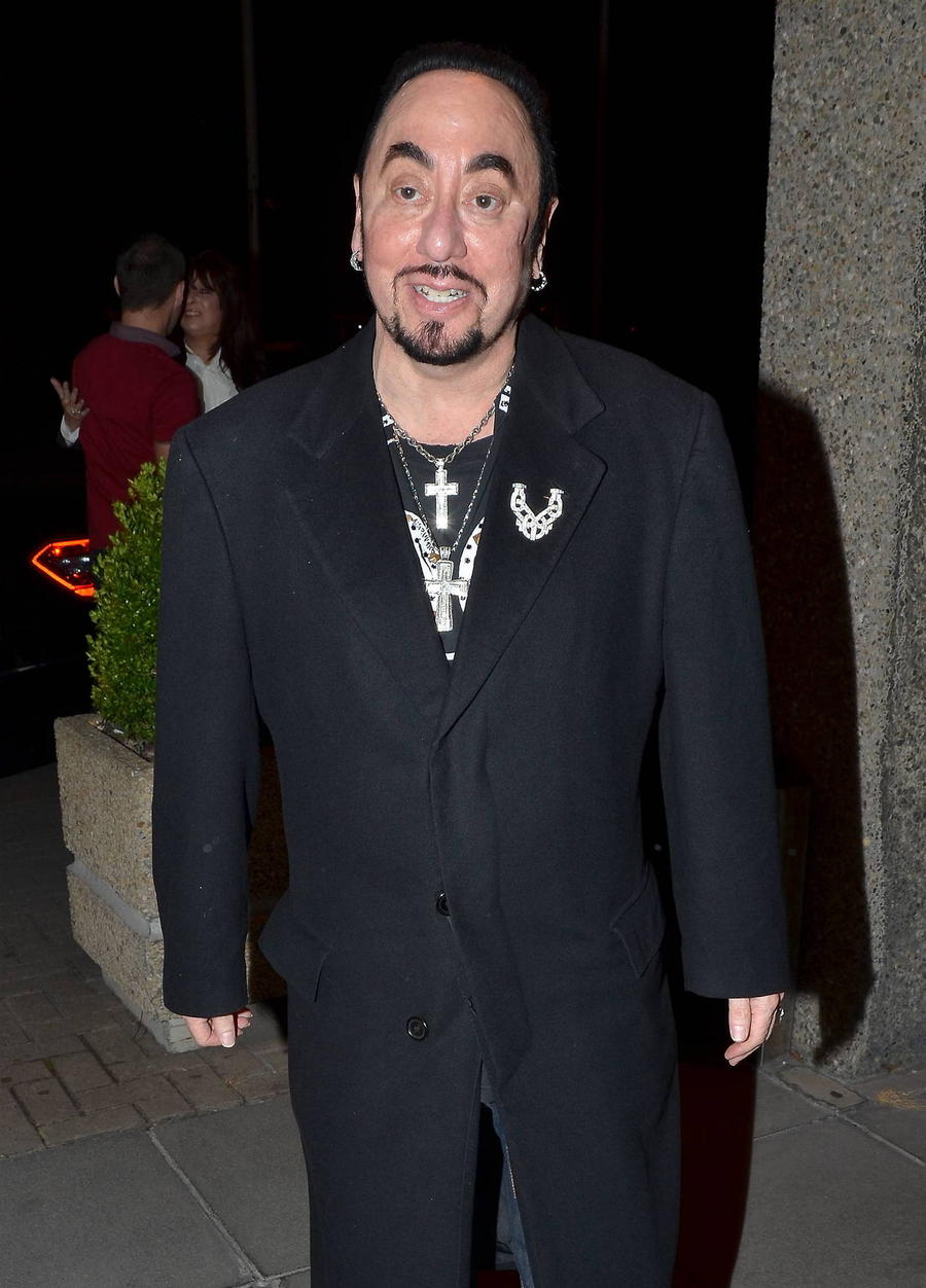 Stars Say Farewell To David Gest