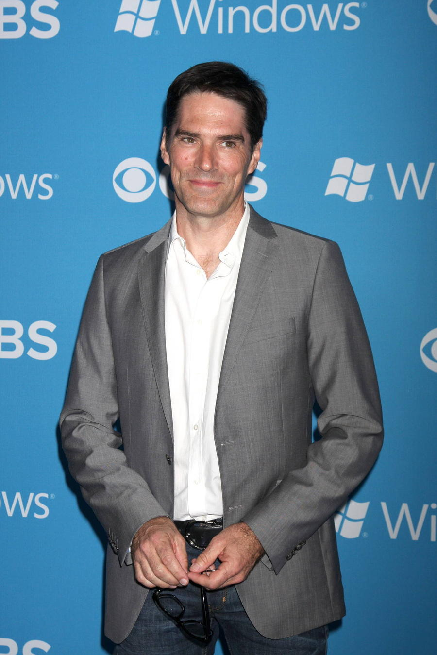 Thomas Gibson Secretly Filed For Divorce In 2014