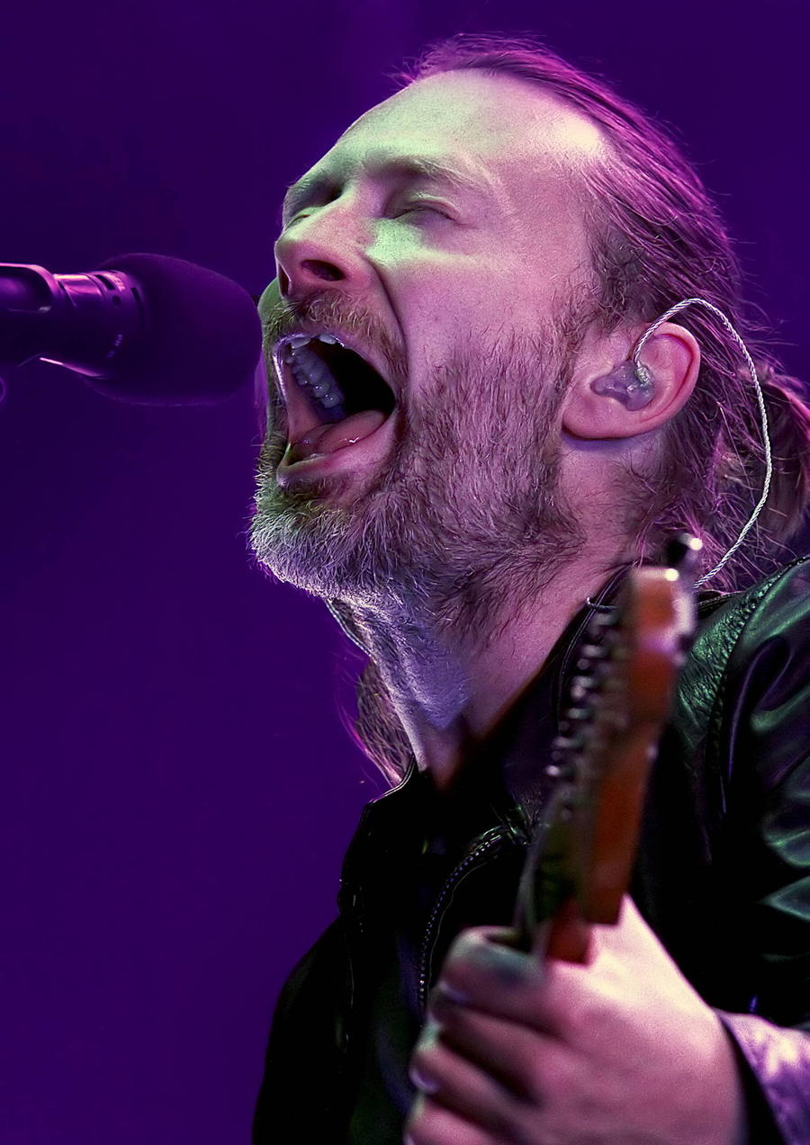 Fans Anger Over Missing Out On Radiohead Tickets