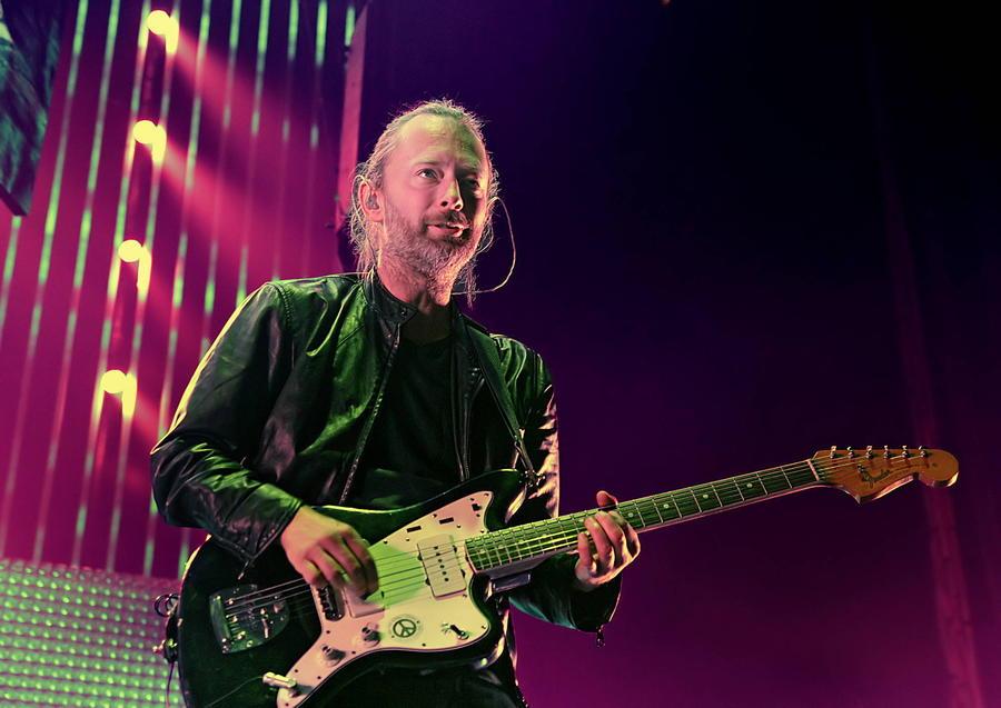 Radiohead, Beyonce & Kendrick Lamar To Headline Coachella Festival