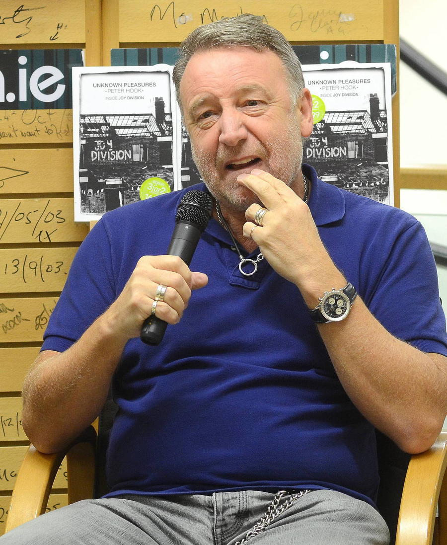 Peter Hook To Write Book Detailing New Order's Bitter Split