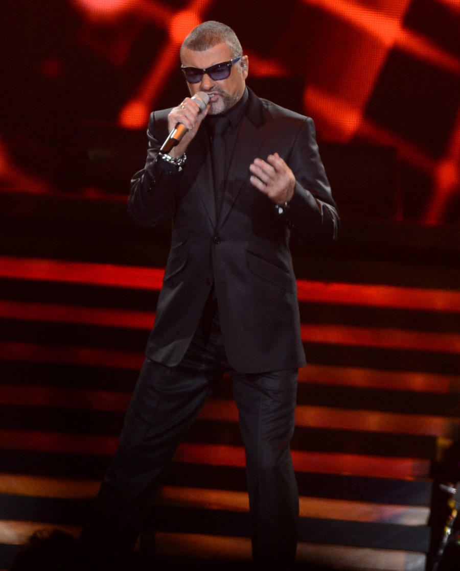 George Michael Painting To Be Auctioned For Charity