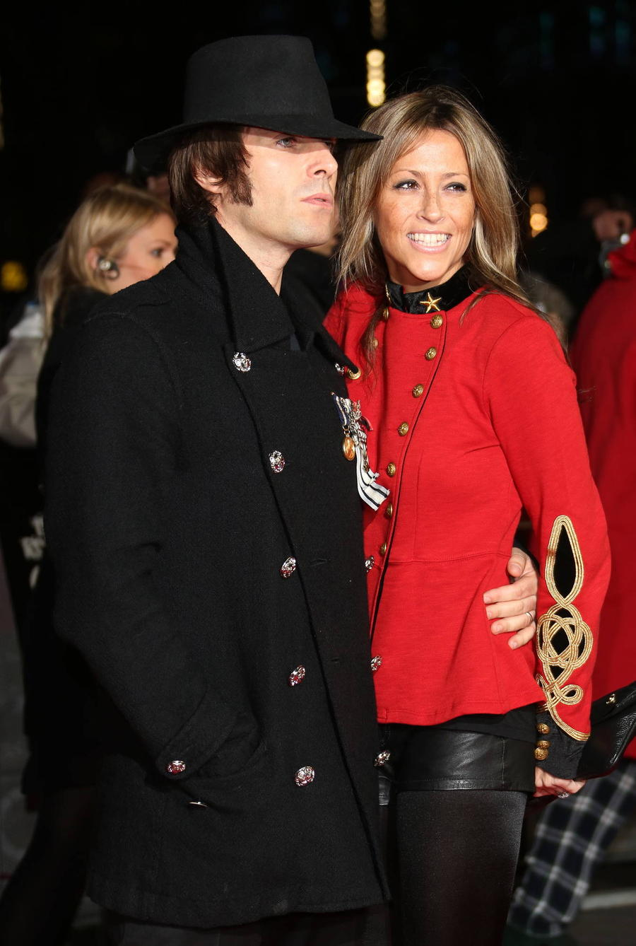 Nicole Appleton: 'Liam Gallagher Loves Divorce Song'