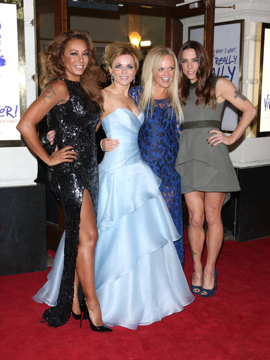 Spice Girls To Star In Reunion Documentary - Report