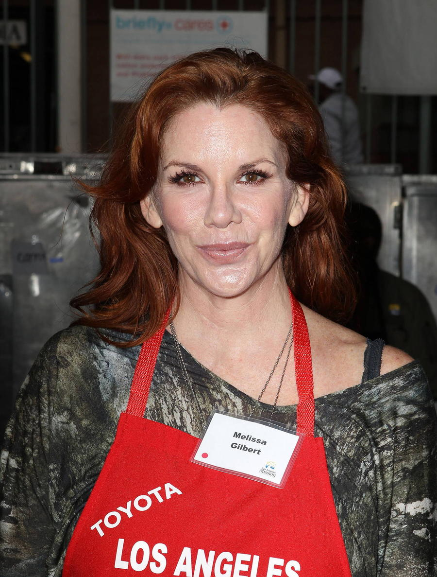 Melissa Gilbert Bows Out Of U.s. Congress Race