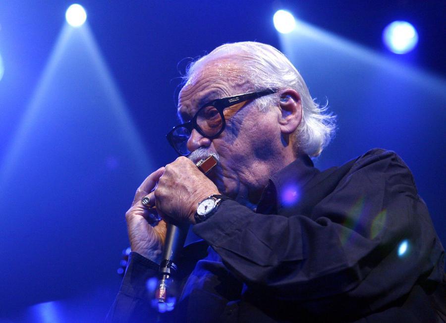 Harmonica Master Toots Thielemans Dies