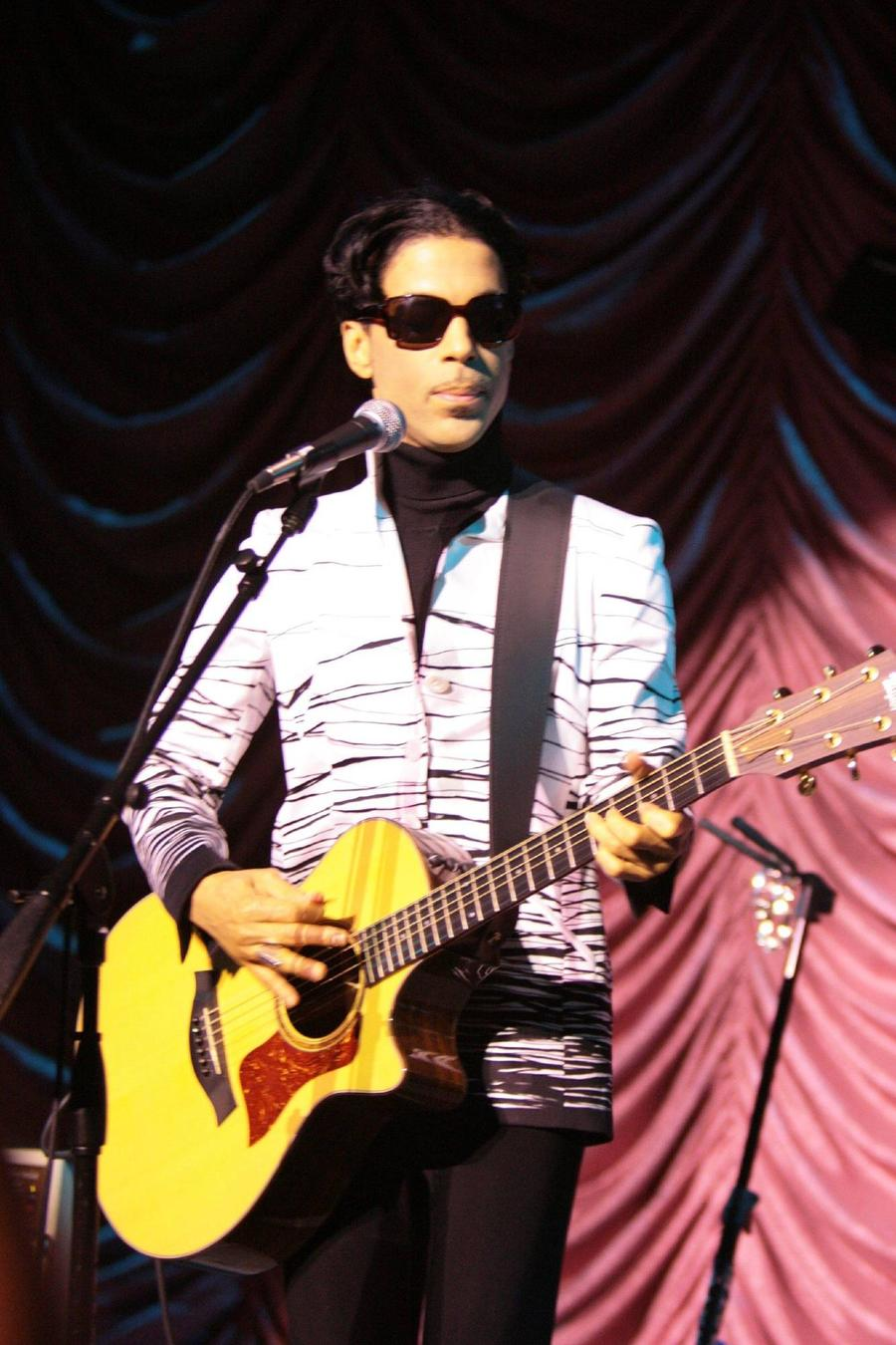 Prince's Musicology 'Inspiration' Files Creditor's Claim