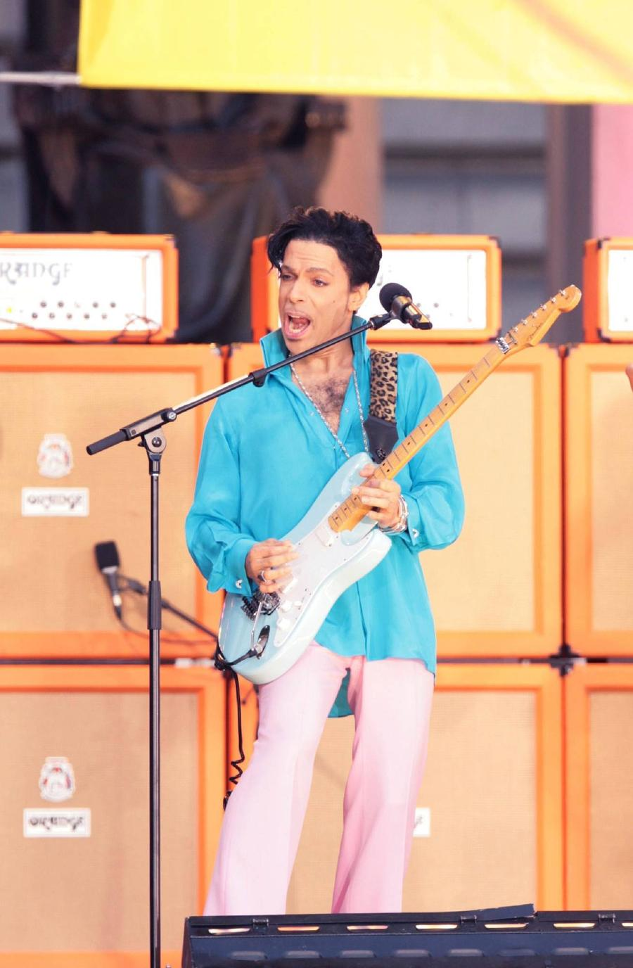 Rare Prince Signature Up For Auction