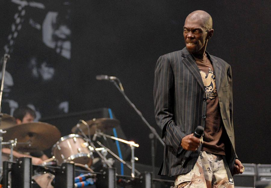 Maxi Jazz: 'I'm Not A Perfect Buddhist... I Swear A Lot'