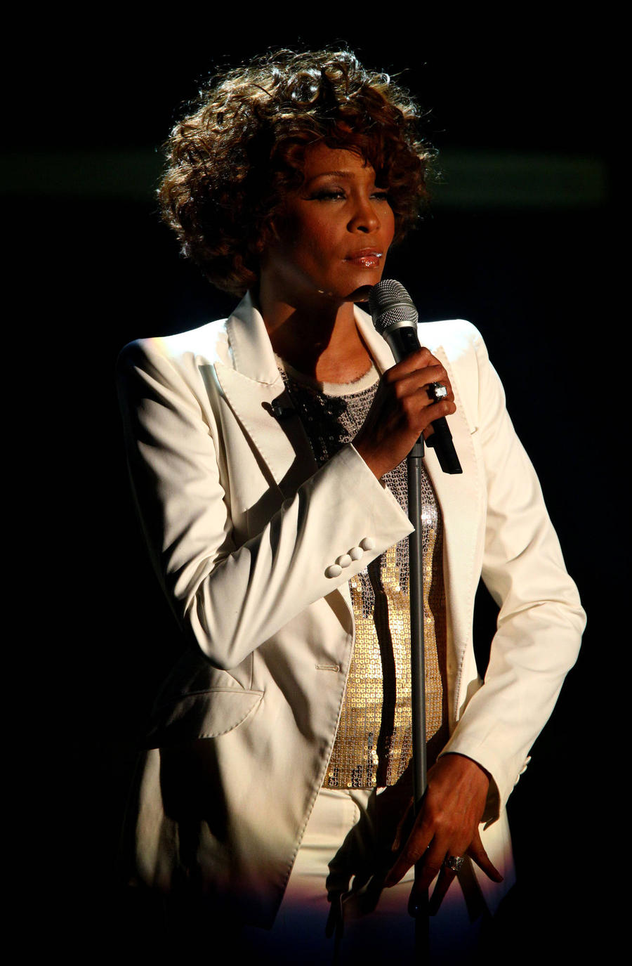 Whitney Houston's Wedding Dress Among 119 Keepsakes Going Under The Hammer