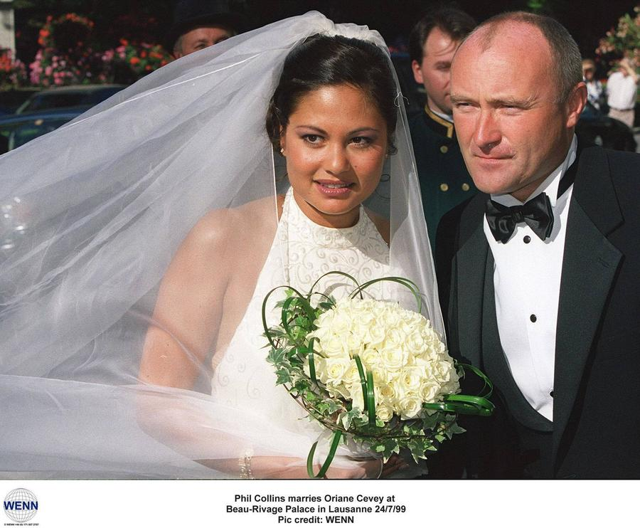 Phil Collins To Remarry Third Ex-wife 'One Day'