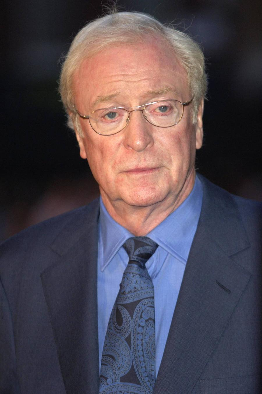 Michael Caine: 'A Restrictive Diet Keeps Me Healthy'