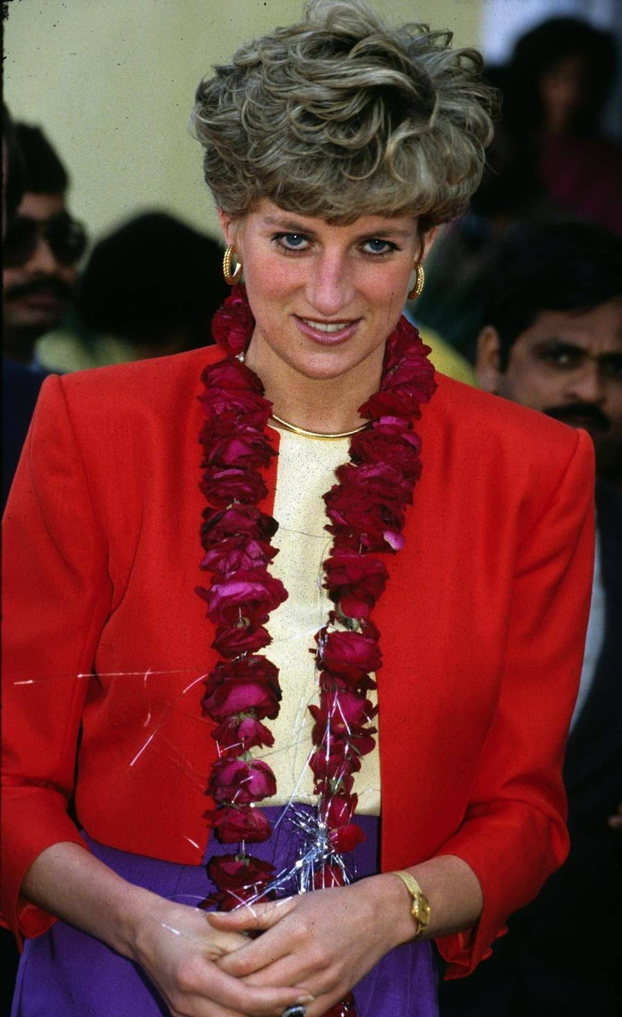 Princess Diana's Style To Be Celebrated In New Exhibition