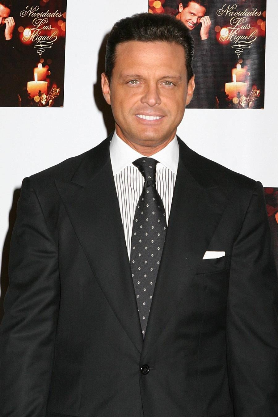 Tv Series About Singer Luis Miguel In Development
