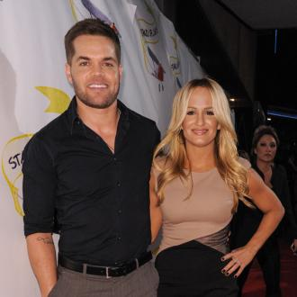 Wes Chatham and Jenn Brown expecting first child