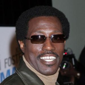 Wesley Snipes Not Worried About Jail