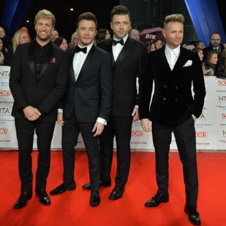 Westlife turned down lunch with Claudia Schiffer