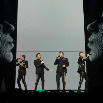 Westlife mark St Patrick's Day with new record deal