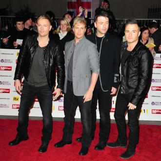 Westlife are not in touch