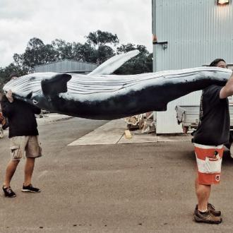 James Wan teases whale prop from Aquaman