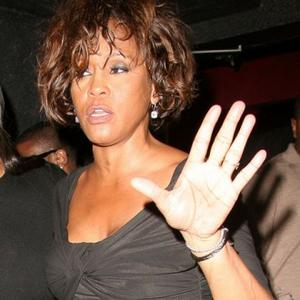 Whitney Houston Went Crazy In Club