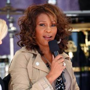 Whitney Houston's Friend Writing Book