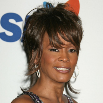 A Whitney Houston MAC make-up line is on the way