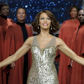 Whitney Houston Waxwork Launches In London