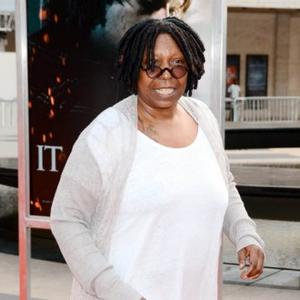 Whoopi Goldberg Passes Gas