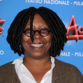 Whoopi Goldberg did Ninja Turtles for grandchildren