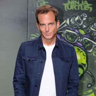 Will Arnett hasn't asked former Batman's for advice