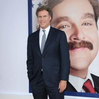 Will Ferrell Smooches Through Strange Super Bowl Ad