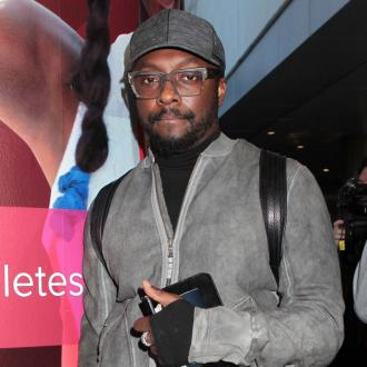 will.i.am working on a song for Little Mix