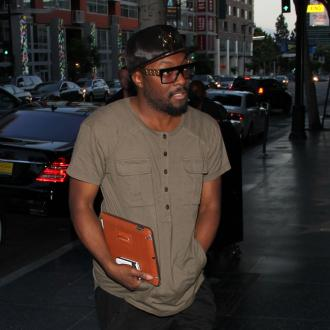 will.i.am didn't know about Cheryl's wedding