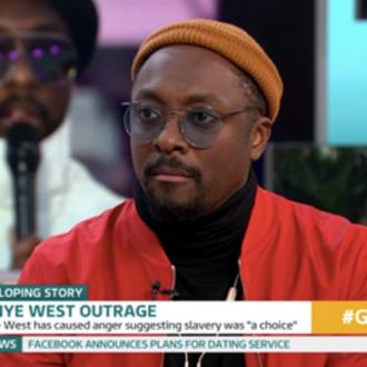 will.i.am slams 'ignorant' Kanye West