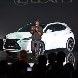 Will.i.am Unveils Custom Car