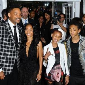 'Lucky' Husband Will Smith